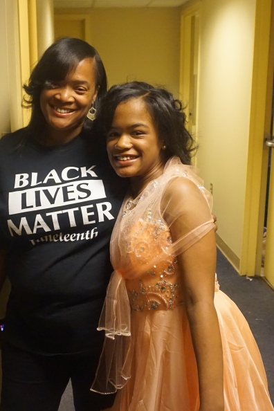2016 Juneteenth Proud Parent & Junior contestant Miss Tayla Robeson
