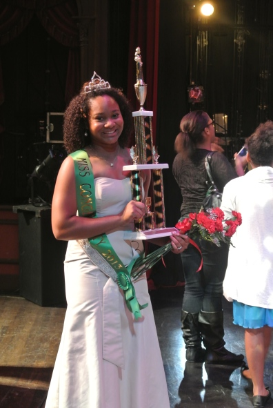 Miss Juneteenth 2014, Amanda Wright