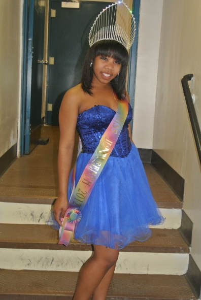 Miss Juneteenth 2012 Naeemah Murray